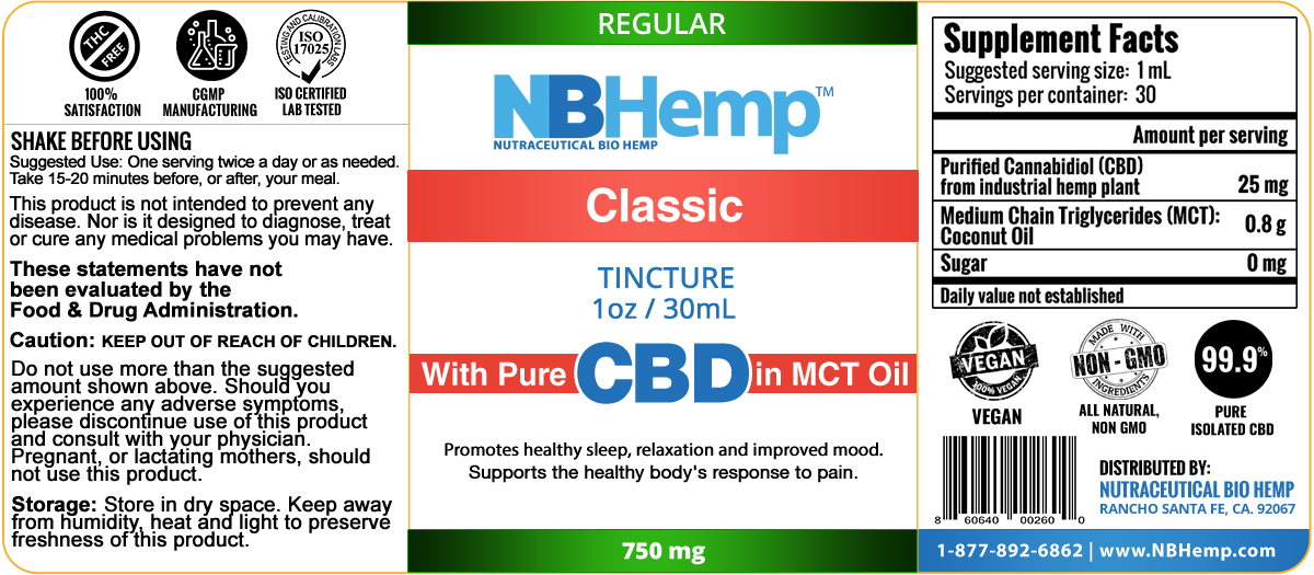 NBH-Label-Regular